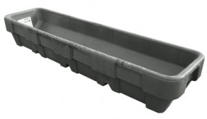 Molded Poly Feed Bunk