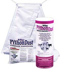Synergized Python Dust