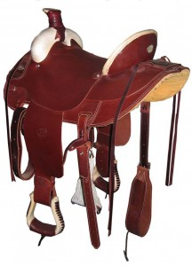 The Forest Service Special Saddle
