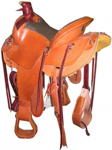 L-R Trail Saddle