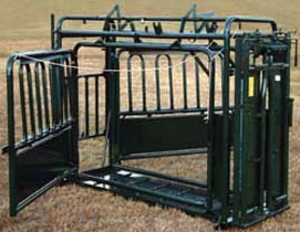 Cattle Chutes