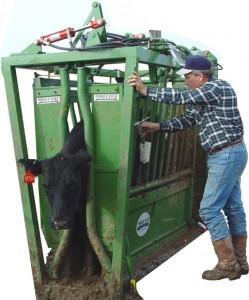 Rancher Hydraulic Chute
