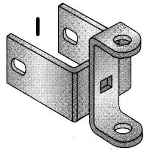 SquarePostClamp