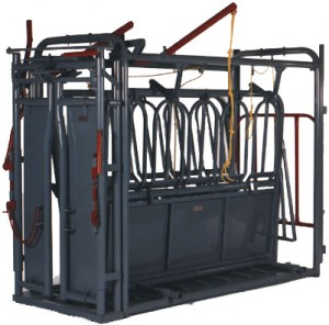 XL Heavy Duty Cattle Chute
