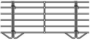 XT Horse Corral Panels