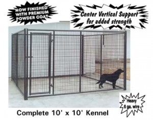 Dog Kennel Panels