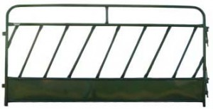 Slant Bar Feeder Panel