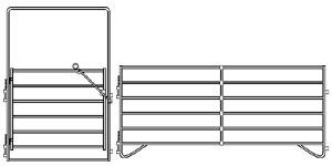 White Horse Panel
