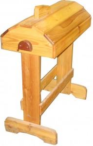 woodsaddlerack